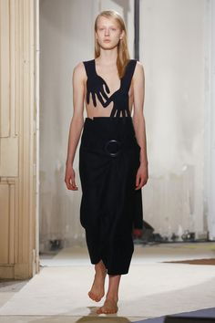 Jacquemus Ready To Wear Fall Winter 2015 Paris
