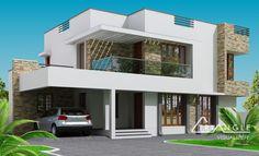 Contemporary House Design:divine Natural Contemporary House  Designscontemporary Home Design Sq Ft Indian House Plans Aiedgho Contemporary  Home Designs