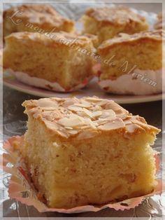 C'est un gâteau que je fais et que je refais et c'est toujours une réussite, il est excellent, très léger, super moelleux, et surtout très facile a réaliser. Ingrédients: (Pour un moule 24 x 24 cm) 4 oeufs 125 gr de sucre 75 gr de Farine 75 gr de Maïzena... avec schar