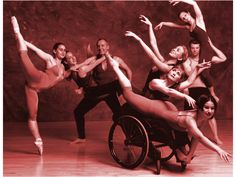 Infinity Dance Theater - Wheelchair Dance. >>> See it. Believe it. Do it. Watch thousands of SCI videos at SPINALpedia.com