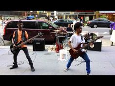 VIDEO Unlocking The Truth last performance in Times SQ.   6/23/13