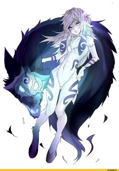 Kindred |League of Legends
