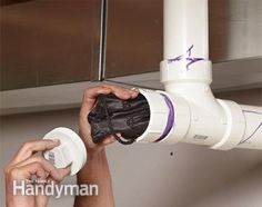 20 Secret Hiding Places: The Family Handyman