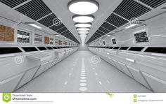 spaceship interiors - Google Search