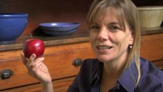 Susan Kaiser Greenland, Author of The Mindful Child and founder of the Inner Kids Program uses an apple to help kids and families understand how what's happe...