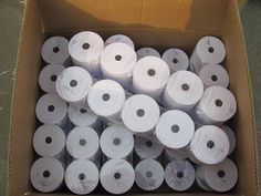 15 Best Thermal Paper Roll images in 2012 | Cash register, Paper, Rolls