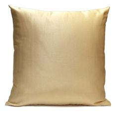 Solid Cream (Ivory) Yellow color Polyester Decorative Throw Pillow Cover,Modern Pillow,Accent Pillow,Toss Pillow,Cushion Cover,Pillow Sham. Visit https://www.etsy.com/shop/SHPillows?ref=l2-shopheader-name to see the rest of our collection.  Thank you!!