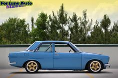 Datsun 510. Best Datsun sedan EVER!