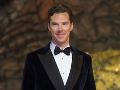 Cumberbatch to record audio book!