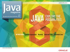 Java Magazine - March/April 2014 - Front Cover