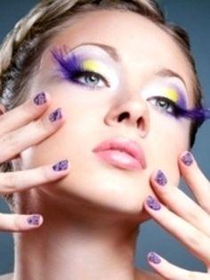 Beautiful Nails Makeup http://welovestyles.com/nail-art-ideas/