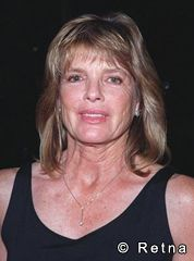 Still beautiful. But then she started out as one of the most beautiful women on the planet. Tracy Scoggins, Katherine Ross, Suzanne Pleshette, Gena Rowlands, Phylicia Rashad, Maria Shriver, Facial Fillers, Linda Gray, Sam Elliott