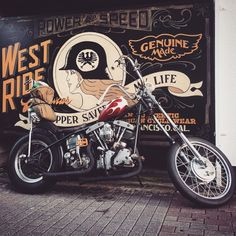 shovelhead on the street Old School Vans, Harley Davidson Panhead, Harley Davison, Iron 883, Chopper Bike, Cool Motorcycles, S Pic, Custom Bikes, Cool Bikes