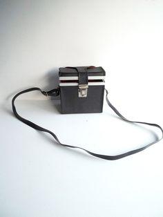 Vintage 1970s Camera Bag by LoverlyVintage on Etsy, $14.00