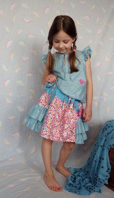 Rigbytinka no. Summer Dresses, Floral, Skirts, Fashion, Moda, Summer Sundresses, Fashion Styles, Flowers, Skirt