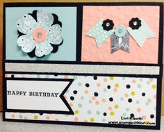 My Spin by stampinupbug - Cards and Paper Crafts at Splitcoaststampers