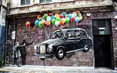 Znalezione obrazy dla zapytania street art