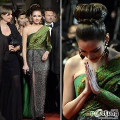 Ying Rhatha Phongam - #OnlyGodForgives - Cannes Film Festival 2013