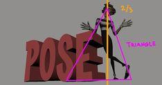 Pose 04 Composition | The Animator´s Checklist