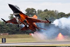 General Dynamics (Fokker) F-16AM Fighting Falcon - Netherlands Air Force