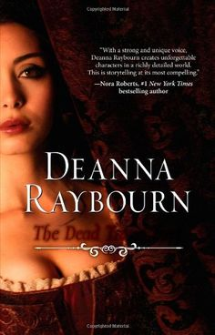 The Dead Travel Fast by Deanna Raybourn https://www.amazon.com/dp/0778327655/ref=cm_sw_r_pi_dp_x_EquiybVDG067X