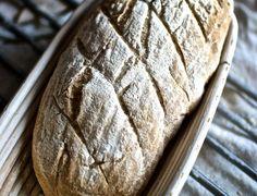 Cómo hacer pan artesano de harina recia, perfeccionando mi receta