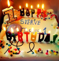 Severe turns 1 & you can win! 5 winners of $50 Amazon gift cards each. #SverveTurns1 Click here to Enter. http://www.sverve.com/s/zc4JOVbCob