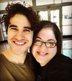 @Georgiee_Porgie: Thank u @DarrenCriss for everything yesterday. I cannot thank you enough. 2016 is gonna kick ass. Until next time ️