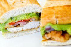 Gojee - Chicken Diablo Sandwich by Use Real Butter