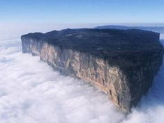 Mount Roraima. Venezuela. vast plateau (Roraima straddles three countries: Venezuela, Brazil and Guyana) offers myriad secrets to the visitor: a crystalline pool in a huge sinkhole, a valley brimming with quartz crystals, waterfalls and unique flora.