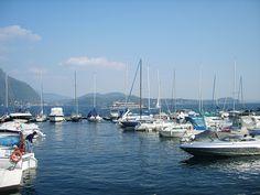 Porto turistico Verbania, via Flickr.