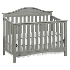This is a really nice crib for a good price! Graco Harbor Lights Convertible Crib