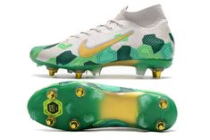Nike Mercurial Superfly Top Soccer, Soccer Cleats, Nike Soccer, Nike Football Boots, Walking Barefoot, Lace Socks, Superfly, Grey And Gold, Ronaldo