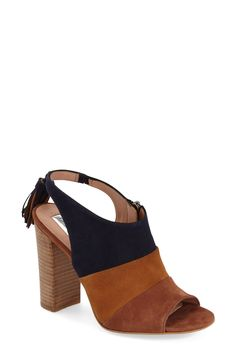 my heel preference is wedge, then stacked - these would be perfect just slightly shorter heel