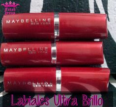 Los nuevos labiales de Maybelline: Hydra Extreme Ultrabrillo o Extreme Varnish #beauty #bblogger #Lipsticks #Review #Maybelline