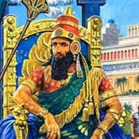 King Nebuchadnezzar according to FBV