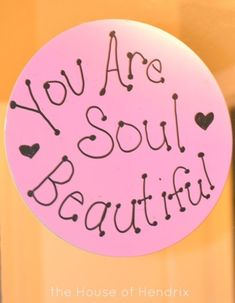 You are SOUL beautiful. Speak truth into your daughter with mirror messages. Valentine Gift For Daughter, Valentines Diy, Love Mom, I Love Girls, Surprise Gifts For Him, Heart Day, Marriage And Family, Family Life, Speak The Truth