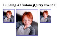Creating custom events with JQuery - hesitate event