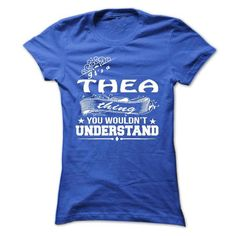 cool Name on Thea Lifetime Member Tshirt Hoodie - It's shirts Thea thing