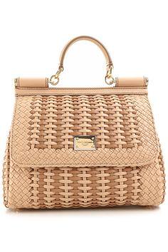 9158d5970 Bolsas Dolce & Gabbana, Detalhe do Modelo: bb4824-ap019-8d071 Couro Italiano