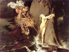 Andromeda - http://mitologias.altervista.org/andromeda.html
