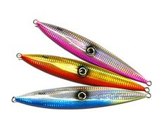 "Hengjia Metal Jigging Lure Lead Fishing Lure Knife Shape Laser Body Deep Fishing Tackle 21.5cm/8.46""/350g (blue) Hengjia http://www.amazon.com/dp/B00SWBQ9FE/ref=cm_sw_r_pi_dp_78XZub1CXK4Z7"