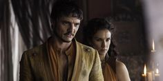 Oberyn Nymeros Martell, Prince of Dorne. He's kind of a big deal. #GameOfThrones #ASOIAF Ever since he swaggered into King's Landing in the beginning of the fourth season of HBO's Game of Thrones, we've been unable to take our eyes off him. His looks, his attitude, his tailored robes.... He steals almost every scene he's in. Click through for the full story