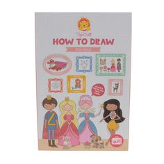 Tiger tribe - how to draw - for girls – good to play toys Girl Drawing Easy, Easy Drawing Steps, Step By Step Drawing, Tiger Tribe, Easy Drawings Sketches, Easy Drawings For Beginners, Diy For Teens, Animals For Kids, Toddler Activities