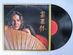 Buy LP Vinyl TOMMY BOLIN - PRIVATE EYES VG G+for R69.00 Tommy Bolin, Private Eye, Lp Vinyl, Eyes, Music, Books, Movies, Movie Posters, Musica