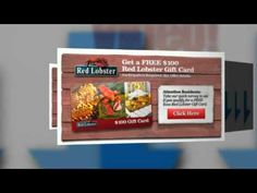 #RED LOBSTER Coupons September