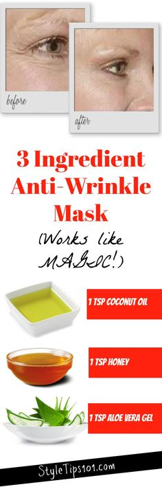 Homemade Anti-Wrinkl