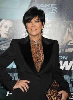 From her teen years to Keeping Up With the Kardashians and everything in between, Kris Jenner's genes have been really, really good to her. Robert Kardashian, Kardashian Family, Kardashian Jenner, Le Style Du Jenner, Greg Vaughan, Jenner Family, Good Looking Women, Victoria Dress, Business Dresses