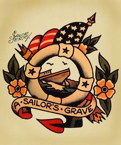 Sailor Jerry Lifering