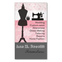 Create Your Own Business Card Magnet Zazzle Com In 2021 Fashion Business Cards Design Business Card Ideas Business Card Design